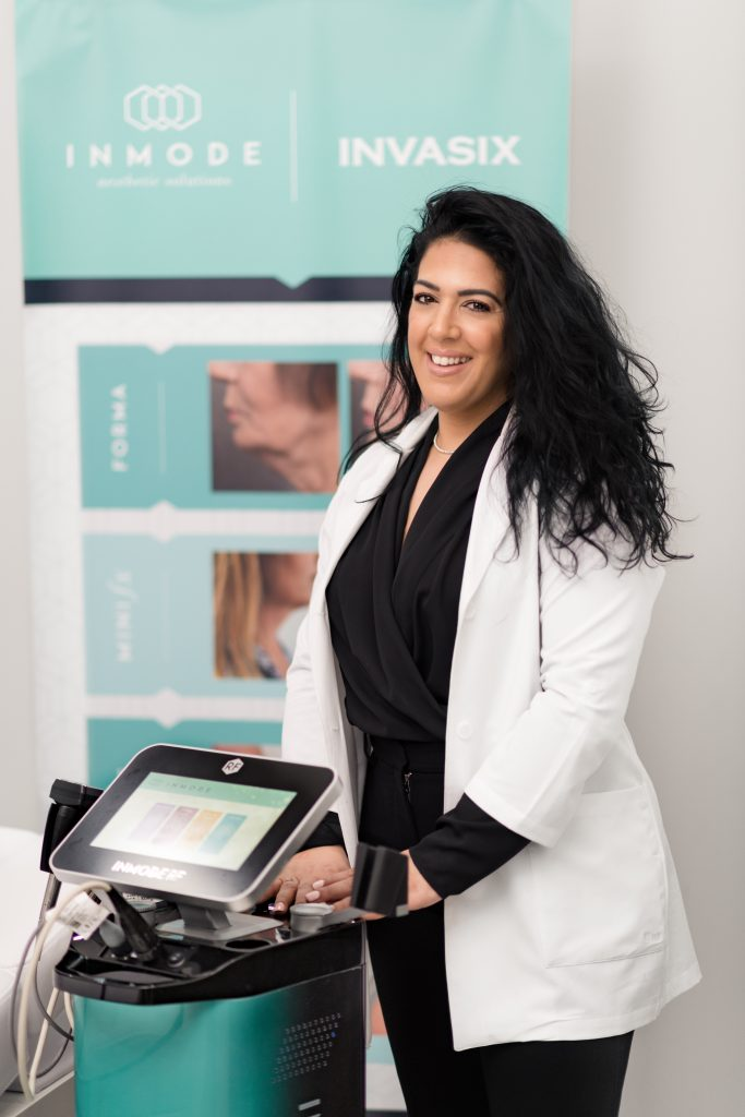 Talia Aesthetician and Laser Technician